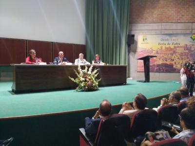 Presentación del Proyecto PRODEHESA-MONTADO en Zafra